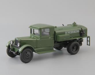 ЗИС-5 БЗ-42М, темно-зеленый