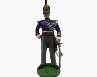 Фигурка Офицер Жандармского полка, 1815