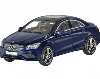 MERCEDES-BENZ CLA Coupe C117 (2016), blue cavansite