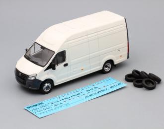 Набор: ГАЗель Next A31R32 + резина + декаль Тест-драйв