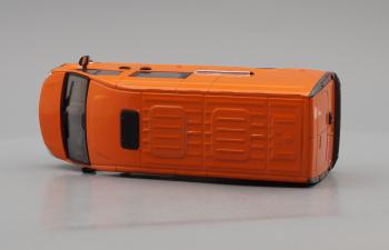 ГАЗель Next A32R32 грузопассажирская, оранжевый