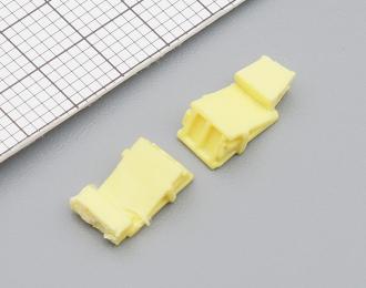 Башмак (Вариант 2), окрашенный желтый, комплект 2 шт.