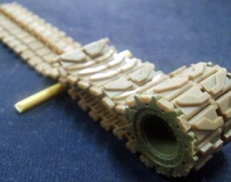 Сборная модель T97E2 Workable Track Link Set For M48/M60 MBT & M88 ARV