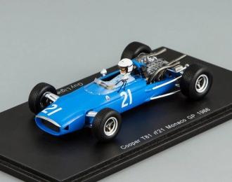 Cooper T81 #21 Monaco GP 1966 Guy Ligier
