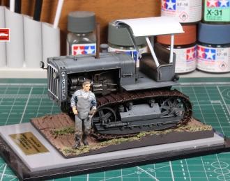 Сталинец С-65 (из фильма Трактористы)