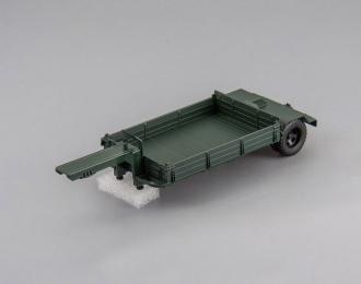 Т-213 прицеп для перевозки сыпучих грузов, зеленый