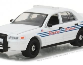"FORD Crown Victoria Interceptor ""Police Detroit"" 2008"
