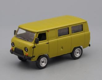 УАЗ 39625 Гражданская, хаки