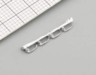 Ручки Горький-69, РАФ-977 ранние хромированные, 4 штуки