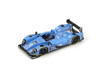 Morgan Nissan #29 Le Mans 2014 Pegasus Racing J. Schell - # Leutwiler - L. Roussel