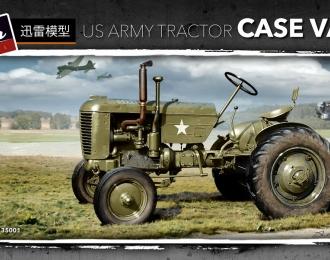 Сборная модель Американский аэродромный трактор Case VAI
