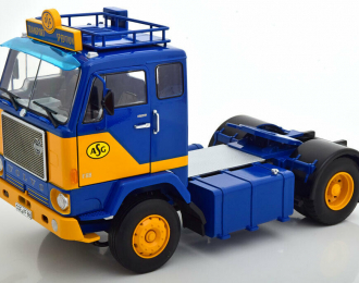 """Volvo F88 """"ASG"""" 1965 (blue/orange)"""