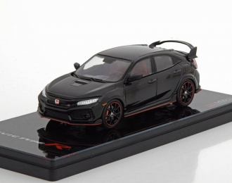 Honda Civic Type R (LHD) (black)