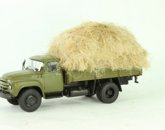 Сено в кузов ЗИЛ-130