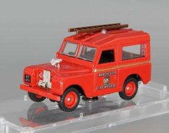 LAND ROVER Fire Brigade (1960), red