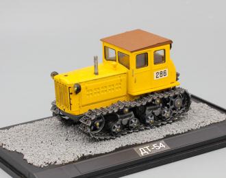 (Конверсия!) ДТ-54 (1949), Тракторы 2, желтый