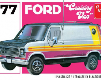 Сборная модель 1977 Ford Cruising Van
