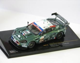 ASTON MARTIN DBR9 #006 Le Mans (2007), green