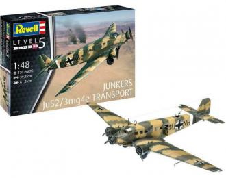 Сборная модель Junkers Ju52/3mg4e Transport