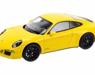 Porsche 991 Carrera GTS, L.e. 1000 pcs. (yellow)