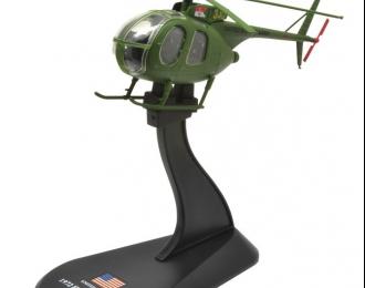 Hughes OH-6 Cayuse, Helikoptery Swiata 47