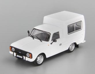 ИЖ 27156, Автолегенды СССР 76, белый
