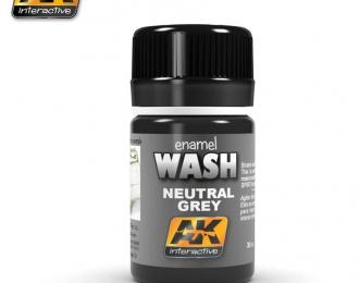 Neutral Grey Wash