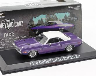 """DODGE Challenger R/T 1970 (из телешоу """"Машины с того света"""" )"""