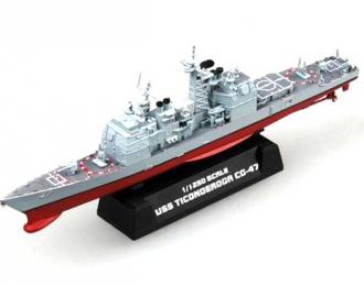 USS CG-47 Ticonderoga Cruiser