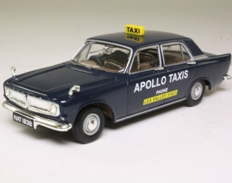 FORD Zephyr 6 MkIII Apollo Taxis Lea Valley, blue