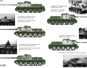 Декаль для Су-85м/Су-100 Part II