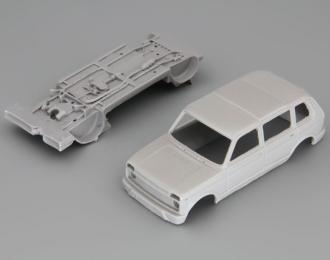 (KIT) ВАЗ 21310-59 Lada 4×4 Urban (5-дверная)