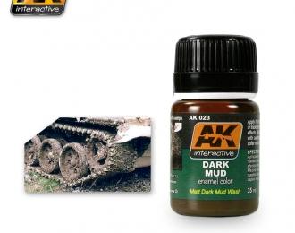 Смывка Dark Mud (тёмная земля)