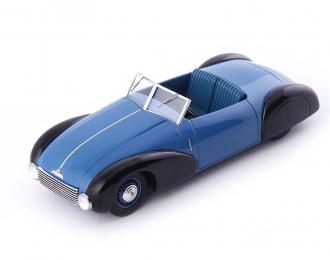 BMW 340/1 Roadster, blue-black, Germany, 1949