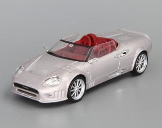 SPYKER C12 Spyder, Суперкары 27, silver