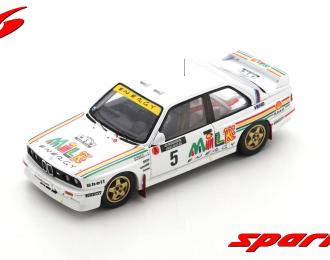 BMW M3 E30 #5 Rally 1000 Lakes Finland 1988 Ari Vatanen - Bruno Berglund