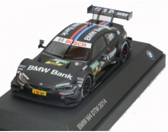 BMW - 4-SERIES M4 TEAM SCHNITZER N 9 SEASON DTM 2014 B.SPENGLER