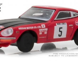 DATSUN 240Z #5 Monte Carlo Rally1972