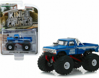 """FORD F-250 Monster Truck """"Above N Beyond"""" Bigfoot 1978"""