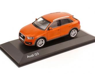 AUDI Q3, orange