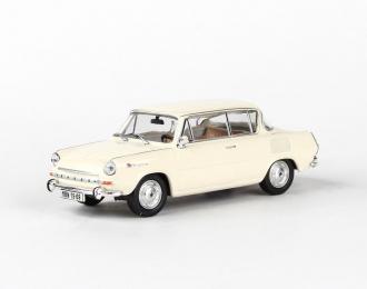 Škoda 1100MBX - 1969 Slonová Kost 1:43 - Abrex
