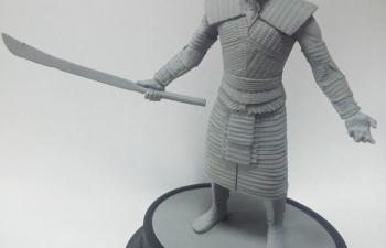 Сборная модель Фигура, Король Ночи