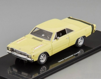 DODGE Dart GTS (1968), sunfire yellow