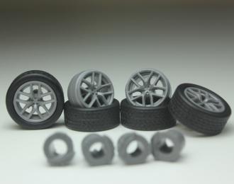 Комплект колес #41