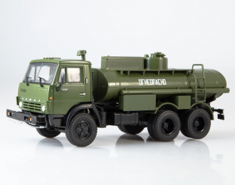 АЦ-9 (5320), Легендарные Грузовики СССР 6