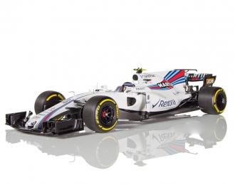 Williams Martini Racing Mercedes FW40 Lance Stroll Australian GP 2017