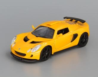 LOTUS Exige, Суперкары 30, yellow