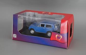 ВАЗ 2121 Нива (1981), голубой