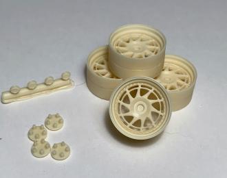 Комплект дисков Rotiform YVR 18 дюймов