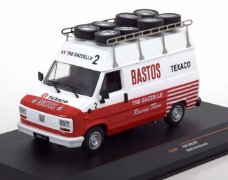 "FIAT Ducato техничка ""Bastos Texaco Rally"" 1985"